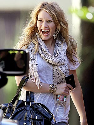 IPHONE photo | Hilary Duff