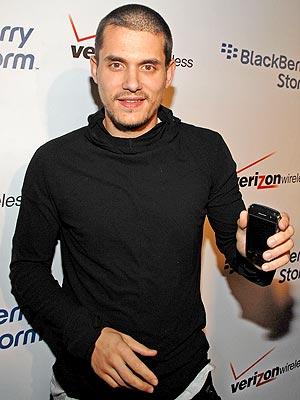 BLACKBERRY STORM photo | John Mayer