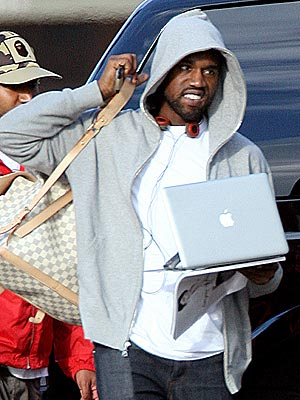 MACBOOK AIR photo | Kanye West