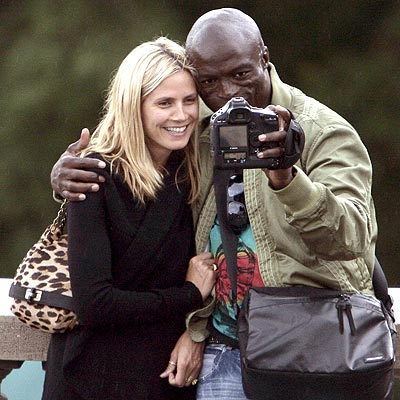 CANON EOS 1D MARK III CAMERA photo | Heidi Klum, Seal