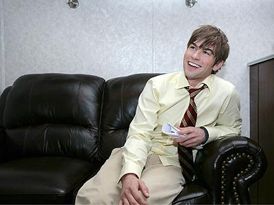 COUCH POTATO photo | Chace Crawford