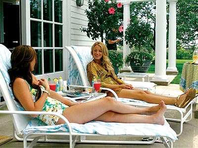 1. GET MADE IN THE SHADE photo | Blake Lively, Leighton Meester