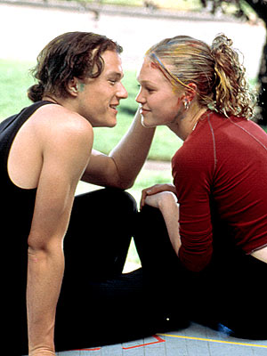 HEARTTHROB STATUS photo | Heath Ledger, Julia Stiles