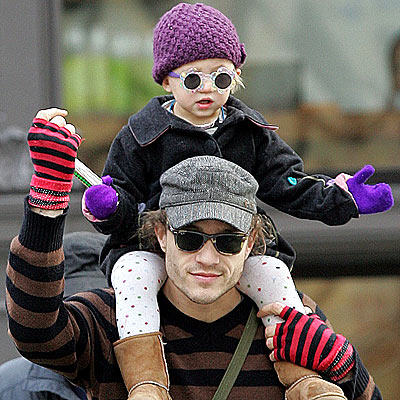 FAMILY LIFE photo | Heath Ledger
