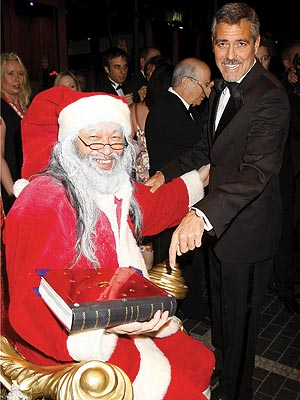 ON THE NICE LIST photo | George Clooney
