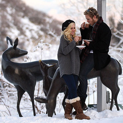REINDEER GAMES photo | Heidi Montag