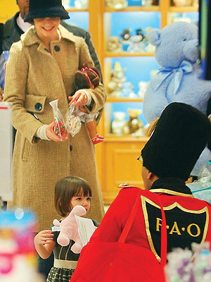 TOY STORY photo | Suri Cruise