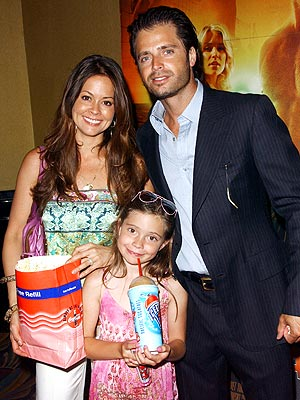BROOKE BURKE photo | Brooke Burke, David Charvet