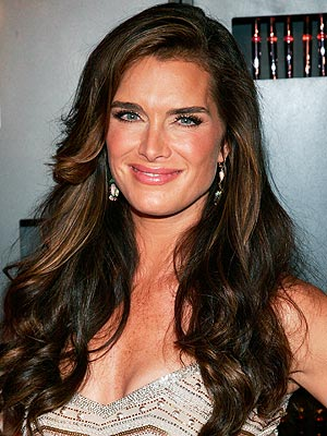 Brooke Shields via People.com