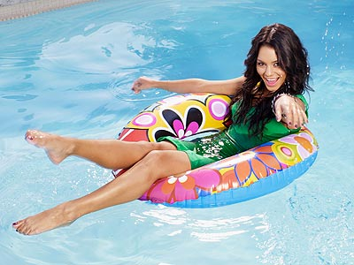 LOVE FLOAT photo | Vanessa Hudgens