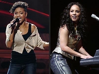 Syesha Mercado & Alicia Keys photo | Alicia Keys, Syesha Mercado