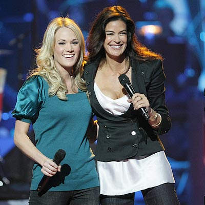 MAKING FRIENDS photo | Carrie Underwood, Teri Hatcher