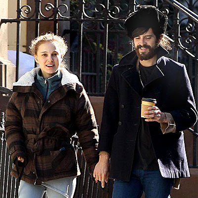 NATALIE & DEVENDRA  photo | Natalie Portman