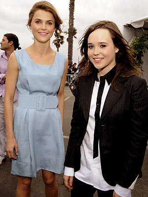 GIRL TALK photo | Ellen Page, Keri Russell