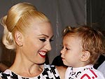 Gwen & Kingston: Mommy&#39;s Style Star | Gavin Rossdale, Gwen Stefani, Kingston Rossdale