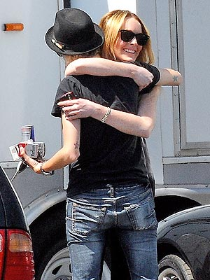 WORKING GIRLS photo | Lindsay Lohan, Samantha Ronson