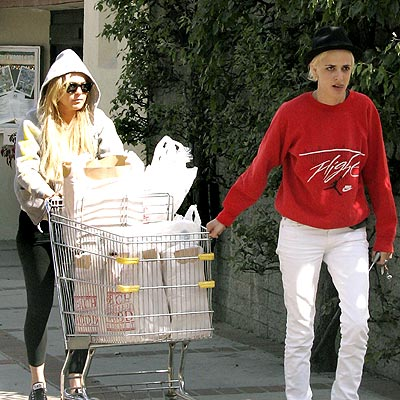 DOMESTIC DUO photo | Lindsay Lohan, Samantha Ronson