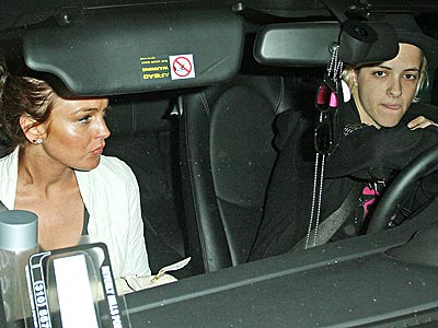DRIVING PARTNERS photo | Lindsay Lohan, Samantha Ronson