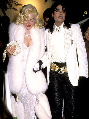 ODD COUPLE photo | Madonna, Michael Jackson