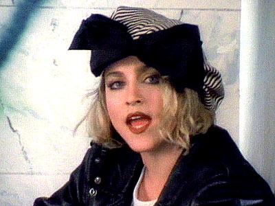 BOW TIED photo | Madonna