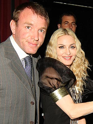 GOOD TIMES? photo | Guy Ritchie, Madonna