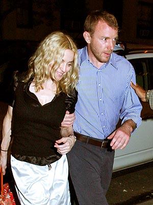 QUEEN OF DENIAL photo | Guy Ritchie, Madonna