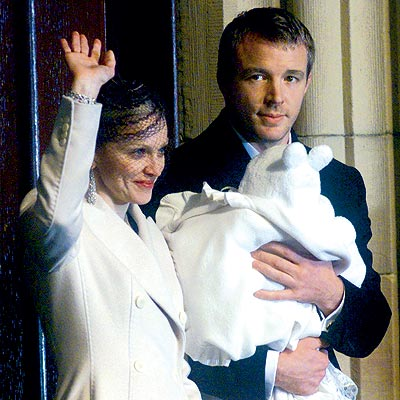 STANDING ON CEREMONY photo   Guy Ritchie, Madonna