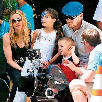 FAMILY PORTRAIT photo | Guy Ritchie, Madonna