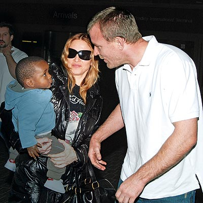 THEIR GROWING FAMILY photo | Guy Ritchie, Madonna