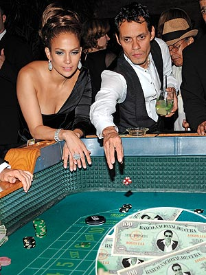 ROLL WITH IT photo | Jennifer Lopez, Marc Anthony
