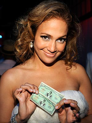 THE MONEY SHOT photo | Jennifer Lopez