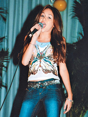 2005 photo | Miley Cyrus