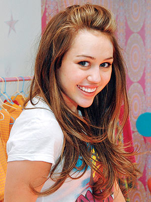 Miley Cyrus 2007 on Miley  From Baby To Sweet 16    2007   Miley Cyrus   People Com