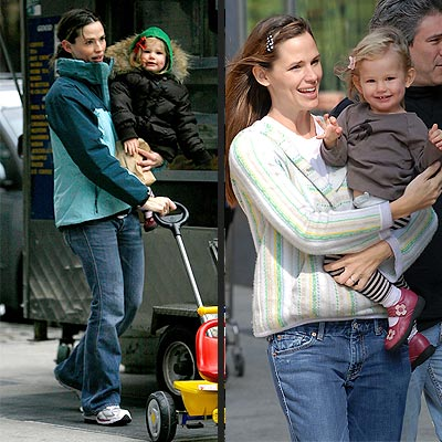 JENNIFER GARNER: THE DOWN-TO-EARTH MOM  photo | Jennifer Garner, Violet Affleck