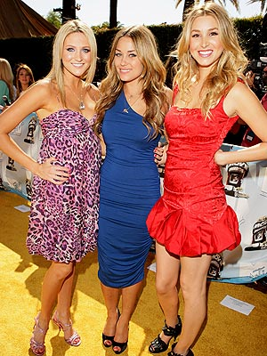 ROCKY 'HILLS' photo | Lauren Conrad, Whitney Port