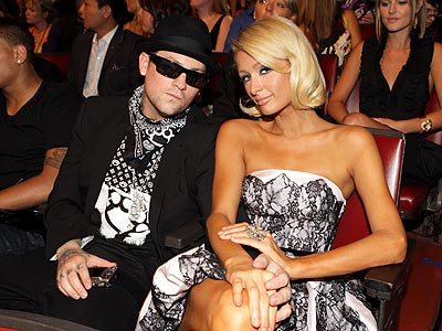 MATCHY, MATCHY photo | Benji Madden, Paris Hilton