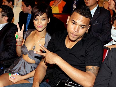 PEACE MAKERS photo | Chris Brown, Rihanna