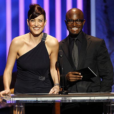 &#39;PRACTICE&#39; MAKES PERFECT photo | Kate Walsh, Taye Diggs