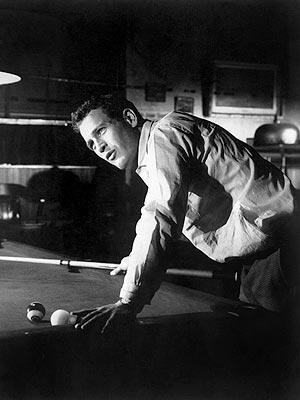 THE HUSTLER photo | Paul Newman
