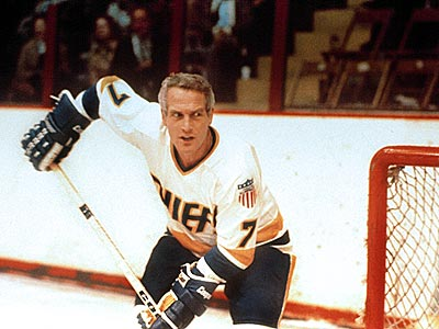 SLAP SHOT photo | Paul Newman