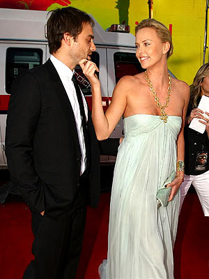 STUART & CHARLIZE photo | Charlize Theron, Stuart Townsend
