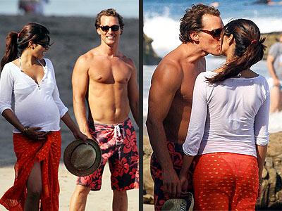 MATTHEW & CAMILA photo   Matthew McConaughey