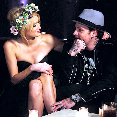 PARIS & BENJI photo | Benji Madden, Paris Hilton