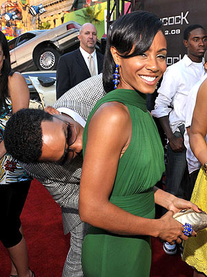 will smith and jada pinkett smith. Jada Pinkett Smith, Will