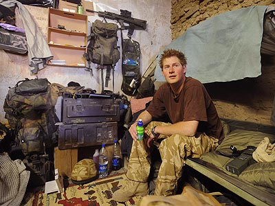 HOME BASE photo | Prince Harry