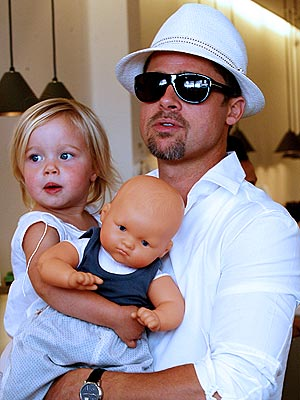 HAPPY BIRTHDAY, SHILOH photo | Brad Pitt, Shiloh Jolie-Pitt