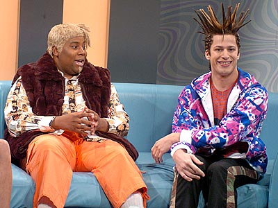 KENAN THOMPSON photo | Andy Samberg, Kenan Thompson