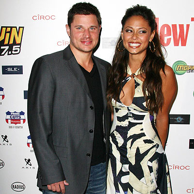 FAN MALE photo | Nick Lachey, Vanessa Minnillo