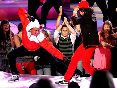 DANCE OFF photo  Chris Brown