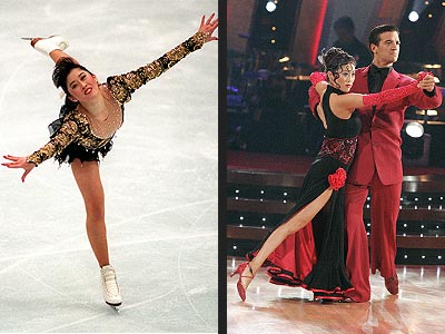 KRISTI YAMAGUCHI photo | Kristi Yamaguchi, Mark Ballas